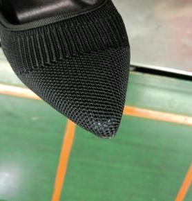 shoe quality control